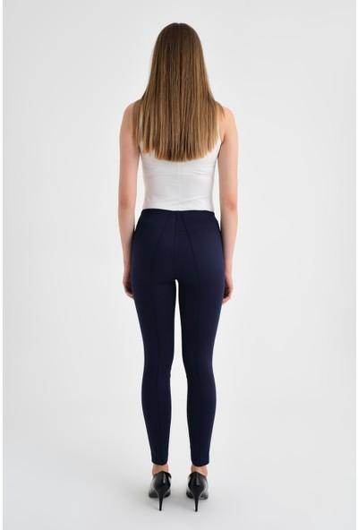 Jument Kadın 40004 Lacivert Pantolon