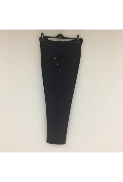 Sedef Cadde Hamile Kumaş Bilek Pantalon