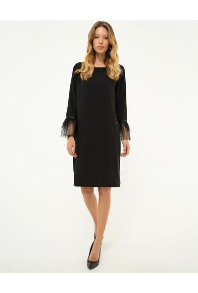 Pierre Cardin Kadın Dokuma Elbise 50216673-VR046