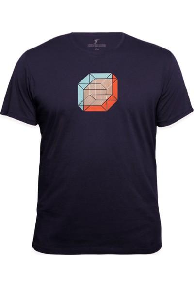 Kanduras Hypercube Erkek T-Shirt