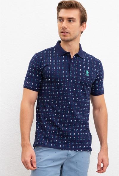 U.S. Polo Assn. Erkek T-Shirt 50220890-VR033