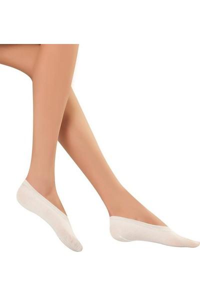 Saks 20 Den Suba Kadın Babet Çorap 1 Çift