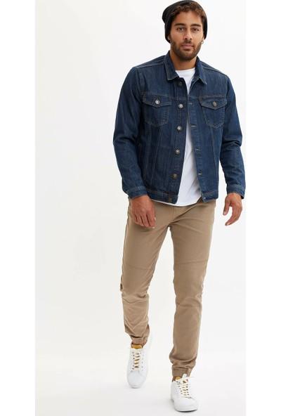 Defacto Erkek Basic Jean Ceket
