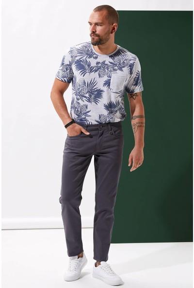 Defacto Erkek Extra Slim Fit Chino Pantolon