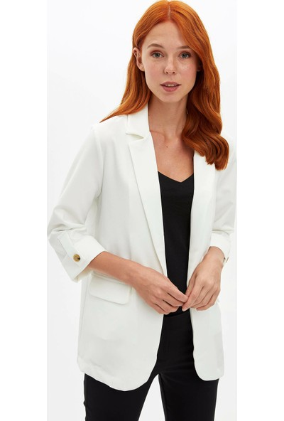 Defacto Kadın Blazer Ceket