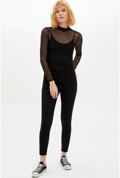 Defacto Kadın Anna Super Skinny Pantolon