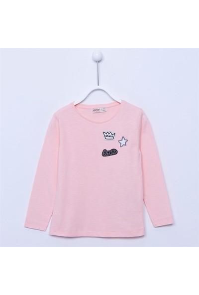 Silversun Kız Çocuk Uzun Kollu Sweatshirt - BK-212908