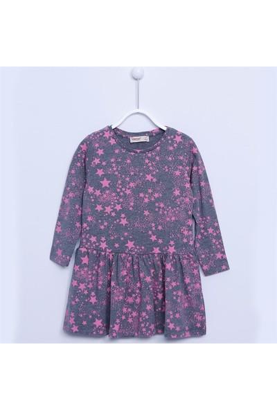 Silversun Kız Çocuk Örme Elbise - EK-213063