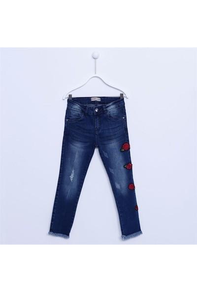 Silversun Kız Çocuk Kot Pantolon - PC-312844