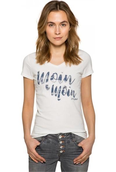 Camp David Kadın T-Shirt