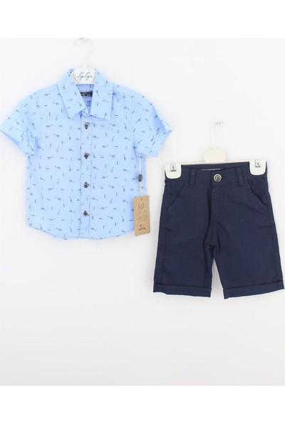 Lay Lay Bebe Takım Erkek 9-24 Ay Erkek Çocuk Giyim