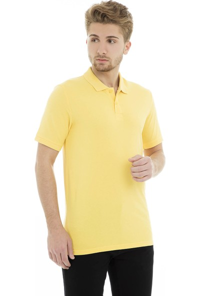 Jack & Jones Essentials Jjebasic Polo Yaka T Shirt Erkek T Shirt 12136516