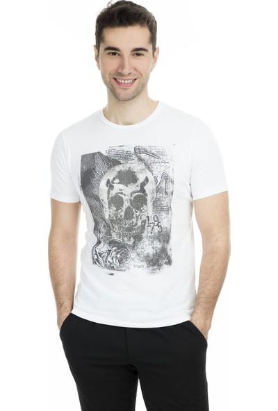 Jack & Jones Premium Jpralbert Bla Tee Sıfır Yaka T Shirt Erkek T Shirt 121489721