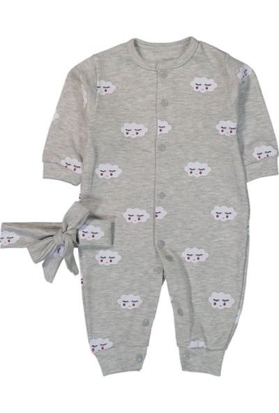 Murat Baby Bulutlu Bandanalı Tulum