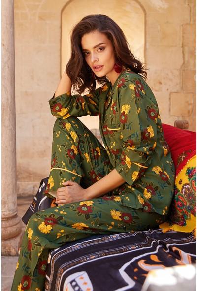 Suxe 5284 Kadın Pijama Takımı