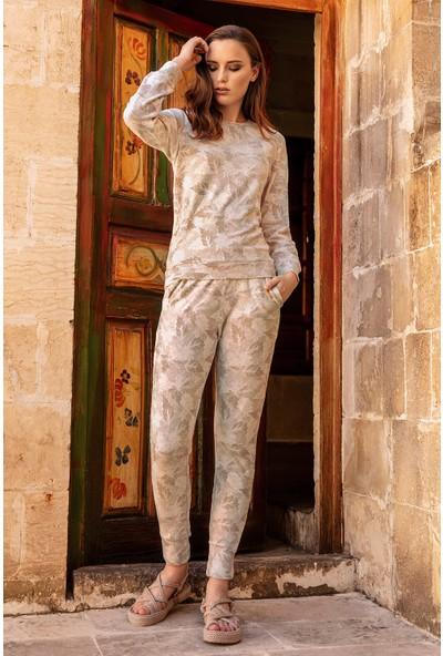 Suxe 5261 Kadın Pijama Takımı
