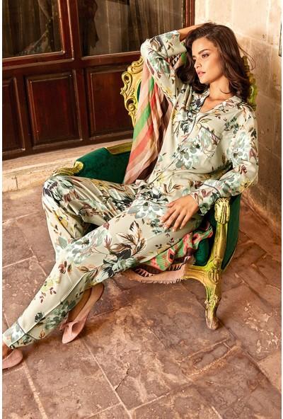 Suxe 5282 Kadın Pijama Takımı