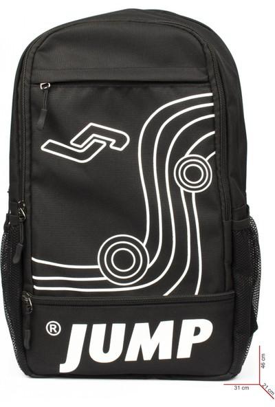 Jump 1057 8K Okul Siyah Unisex Çanta