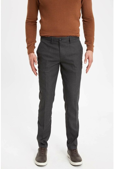 DeFacto Bruno Slim Fit Chino Pantolon K7524AZ19WN