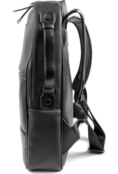 John May Or- 1039 Knitting Backpack Black
