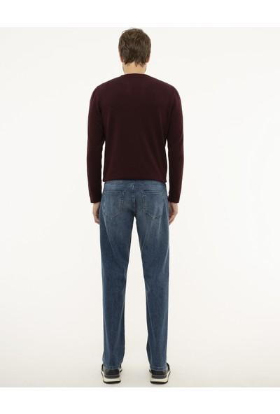 Pierre Cardin Erkek Denim Pantolon 50210450-Vr036