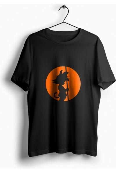 Anime Pazarı Goku Dragon Ball Unisex Anime T-Shirt