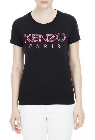 Kenzo Kadın T Shirt F96 2Ts701 990 99