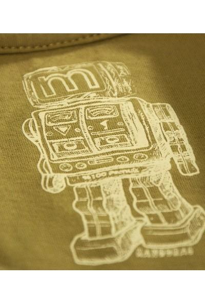 Kanduras Shaman Oversize Crop T-Shirt