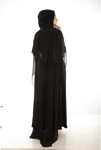 Arda New Line Kadın Siyah Abiye 6502207.01