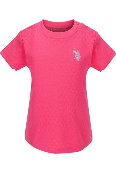 U.S. Polo Assn. Kız Bebek T-Shirt