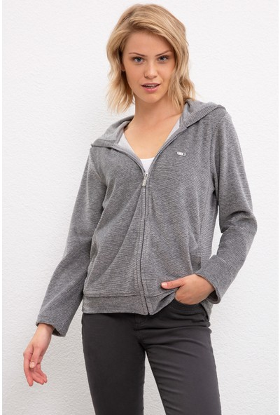 U.S. Polo Assn. Kadın Sweatshirt