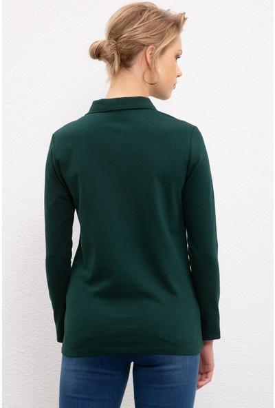 U.S. Polo Assn. Kadın Sweatshirt 50216087-VR079
