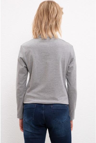 U.S. Polo Assn. Kadın Sweatshirt 50216087-VR086