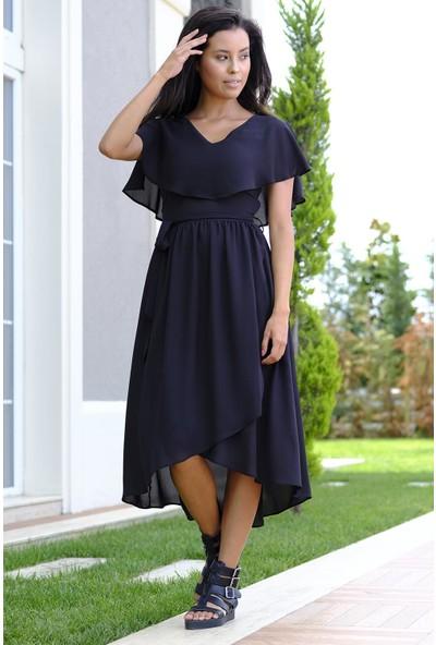 Efgima Kadın Krep Elbise