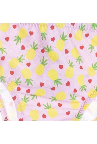 Soobe Kız Bebek Slip Mayo Pembe 74