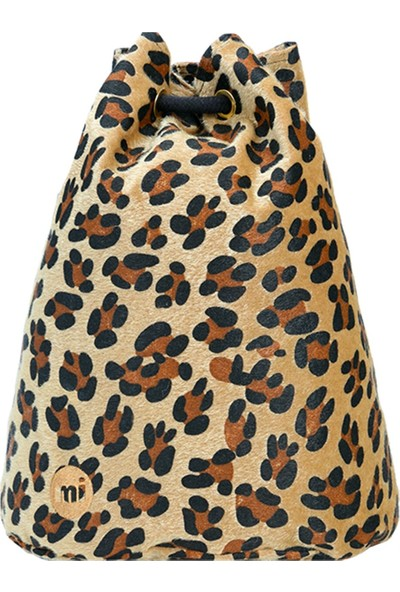 Mi-Pac Swing Bag Leopard Pony - Tan 740461-011