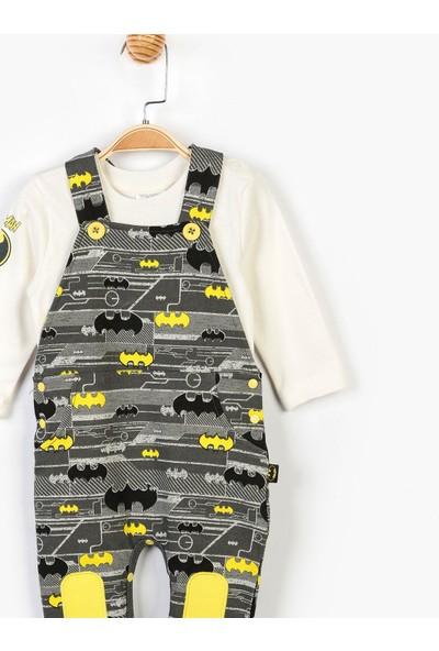 Batman Bebek Salopet Takım 14675