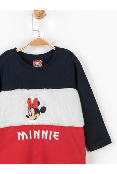 Minnie Mouse Disney Çocuk Elbise ve Çorap 14658