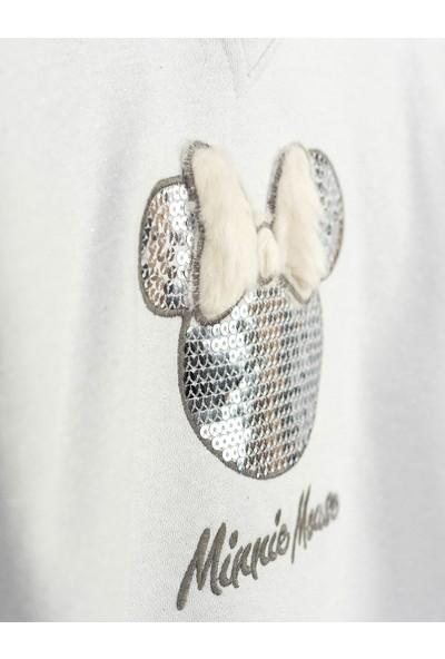 Minnie Mouse Disney Çocuk Kapüşonlu 2'li Takım 14614