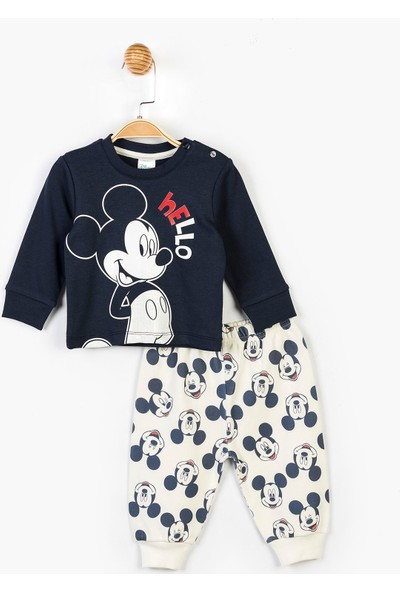 Mickey Mouse Disney Mickey Bebek 2'li Takım 14693