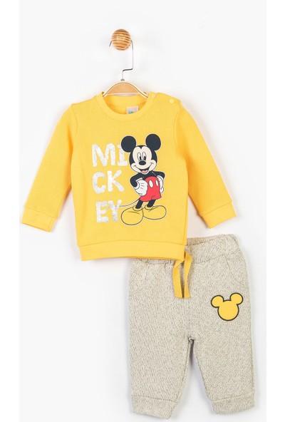 Mickey Mouse Disney Mickey Bebek 2'li Takım 14707