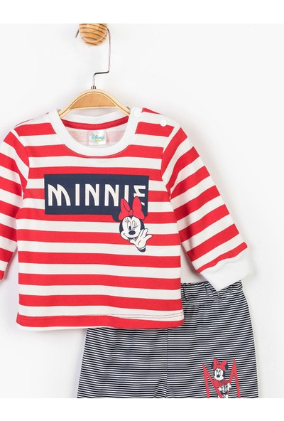 Minnie Mouse Disney Minnie Bebek 2'li Takım 14639