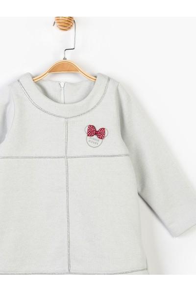 Minnie Mouse Disney Minnie Çocuk Elbise ve Çorap 14625