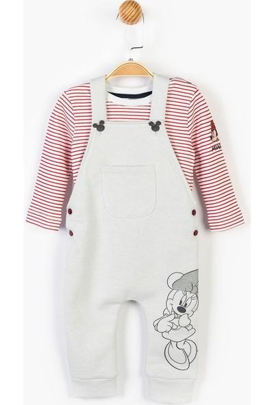 Minnie Mouse Disney Minnie Salopet Takım 14606