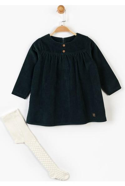 Panolino Çocuk Elbise ve Külotlu Çorap 14899