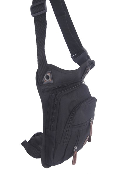 Mubo Seven Teen Bodybag Erkek Çantası Siyah 3470