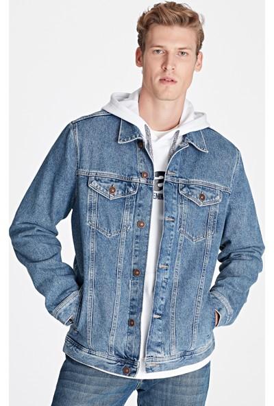 Mavi Drake Vintage Comfort Jean Ceket 010143-28013