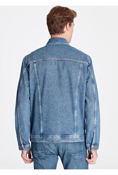 Mavi Erkek Drake Vintage Comfort Jean Ceket 010143-28013