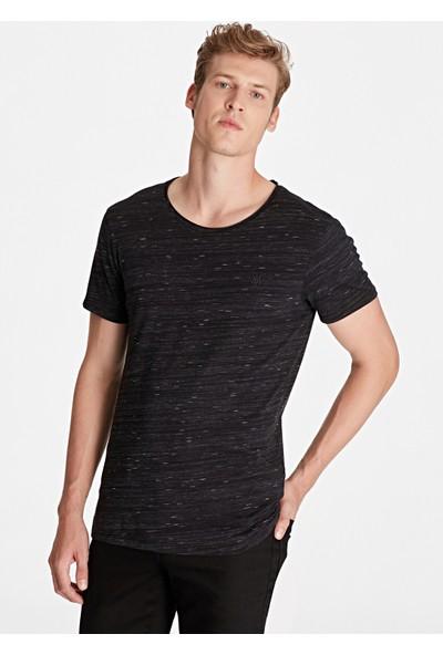 Mavi Siyah Basic Tshirt