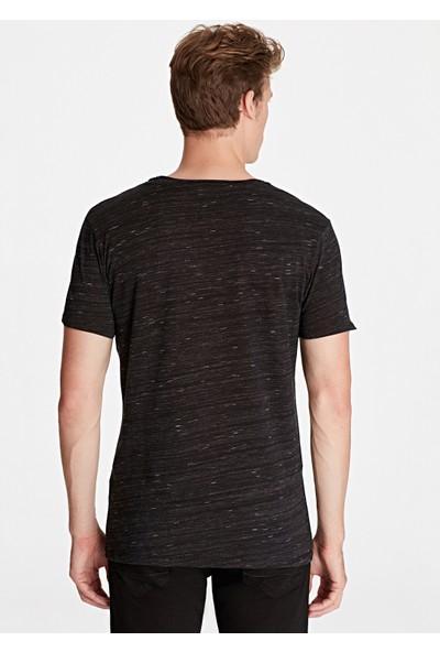 Siyah Basic Tişört 064960-900